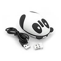 Беспроводная мышь Панда со встроенным аккумулятором, фото 1