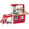 Дитяча інтерактивна ігрова кухня Evolutive Grand Chef Smoby 312301 для дітей