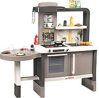 Детская интерактивная игровая кухня Tefal Evolutive Smoby 312300 (дитяча інтерактивна ігрова кухня)