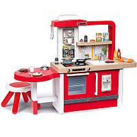 Детская интерактивная игровая кухня Evolutive Grand Chef Smoby 312301 (дитяча інтерактивна ігрова кухня)