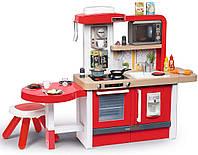 Детская интерактивная игровая кухня Evolutive Gourmet Smoby 312302 (дитяча інтерактивна ігрова кухня)