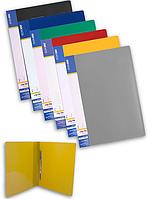Папка-скоросшиватель А4 пластиковая ECONOMIX CLIP A E31201