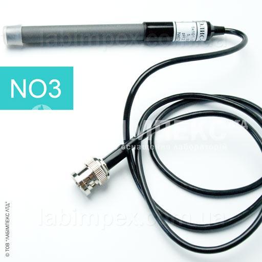 Электрод нитратный селективный лабораторный ЭЛСИС 121 NО3