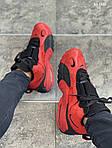 Мужские кроссовки Nike Sportswear Air Max Speed Turf (красные) KS 1355, фото 2