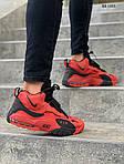 Мужские кроссовки Nike Sportswear Air Max Speed Turf (красные) KS 1355, фото 7