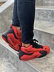 Мужские кроссовки Nike Sportswear Air Max Speed Turf (красные) KS 1355, фото 6