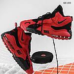 Мужские кроссовки Nike Sportswear Air Max Speed Turf (красные) KS 1355, фото 3