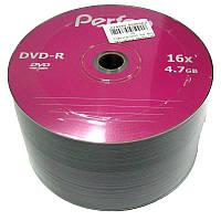 Диск Perfeo  4.7Gb  -16x (bulk  50)  DVD-R (CMC)