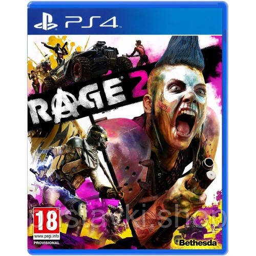 Rage 2 PS4 \ PS5