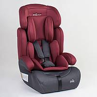 Детское автомобильное кресло JOY 76838 Красный, группа 1/2/3, от 9-36 кг