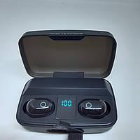 Беспроводные наушники TWS J16 BT LCD с функцией повер бенка