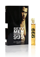 Парфюмерное масло с феромонами мужское SEXY MEN 999 5 мл