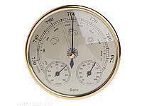 Барометр со встроенными гигрометром и термометром Baro (hub_ilui19090)