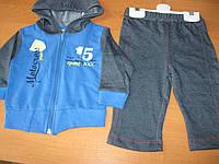 Детский спортивный костюм для мальчика мотокросс 62-74 Турция
