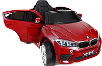 Электромобиль для детей BMW X6 M F16(красный)