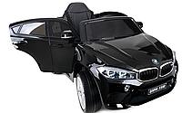 Электромобиль для детей BMW X6 M F16(черный)