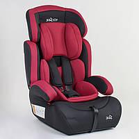 Универсальное детское автокресло JOY 94926 Красный, группа 1/2/3, от 9-36 кг