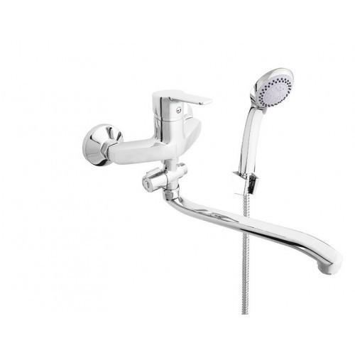 Смеситель для ванны Rubineta Uno 12 G (N2GD01)