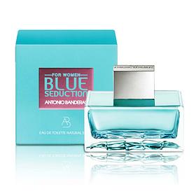 Antonio Banderas Blue Seduction (нежный, хрустальный аромат) духи Женская туалетная вода | Реплика