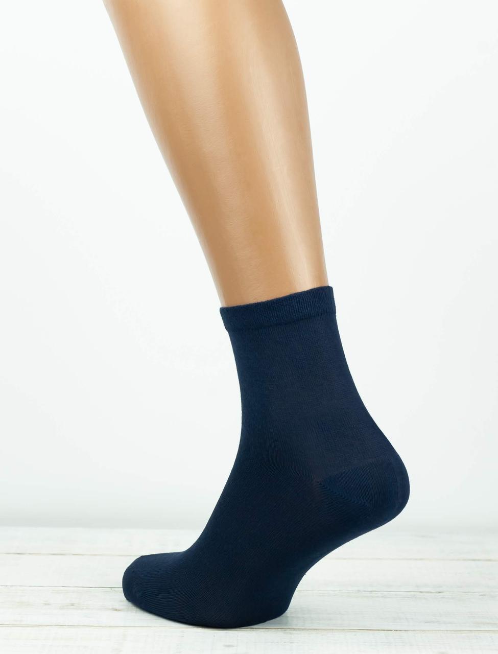 Чоловічі носки шкарпетки стрейчеві Z&N бамбук середні антибактеріальний продукт оптом 12 шт в уп мікс кольорів