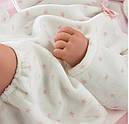 Кукла Llorens Тина младенец с ковриком Лоренс Tina 43 см 84314, фото 3