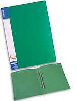 Папка-скоросшиватель А4 пластиковая ECONOMIX CLIP A E31201 зеленый