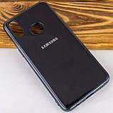 TPU чехол GLOSSY LOGO для Samsung Galaxy A10S, фото 2