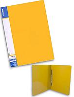 Папка-скоросшиватель А4 пластиковая ECONOMIX CLIP A E31201 желтый