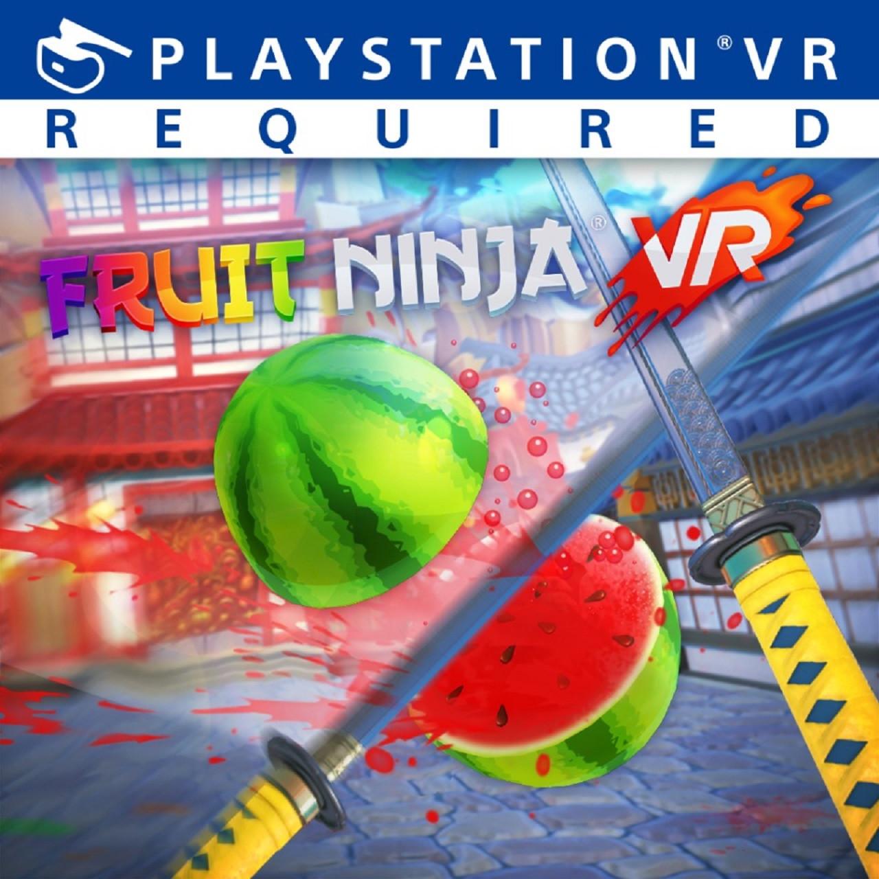 Fruit Ninja VR SUB PS4 (NEW)