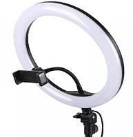 Держатель смартфона с селфи лампой Ring Fill CXB (26см)