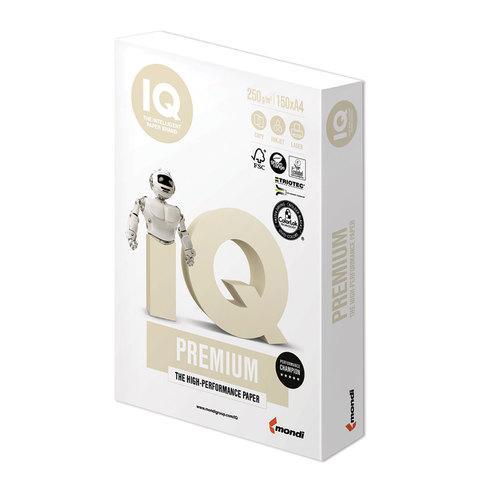 Бумага А4, IQ Premium, 80 гм2 (500 листов)