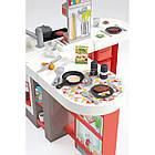 Детская интерактивная игровая кухня Tefal Studio XXL Smoby 311046 для детей, фото 7