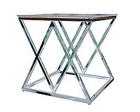 Журнальный стол стекло-металл 5503