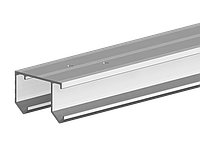Направляющая рельса Valcomp Horus для подвесной раздвижной системы шкафа - купе 1,8 м (214-140)
