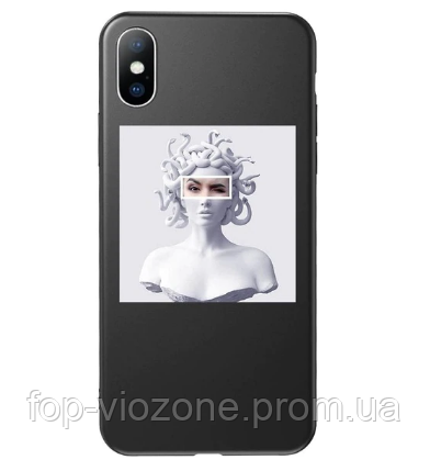 Силиконовый Чехол Бампер для iPhone 7 / 8