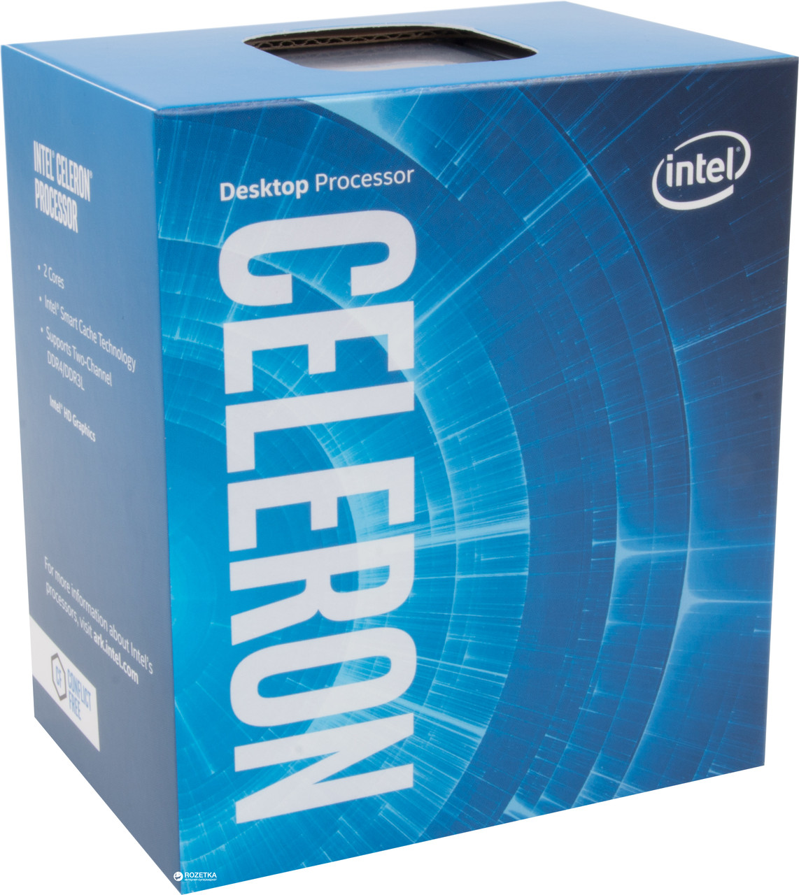 Процесор Intel Celeron G4920 3.20 GHz Box (BX80684G4920)