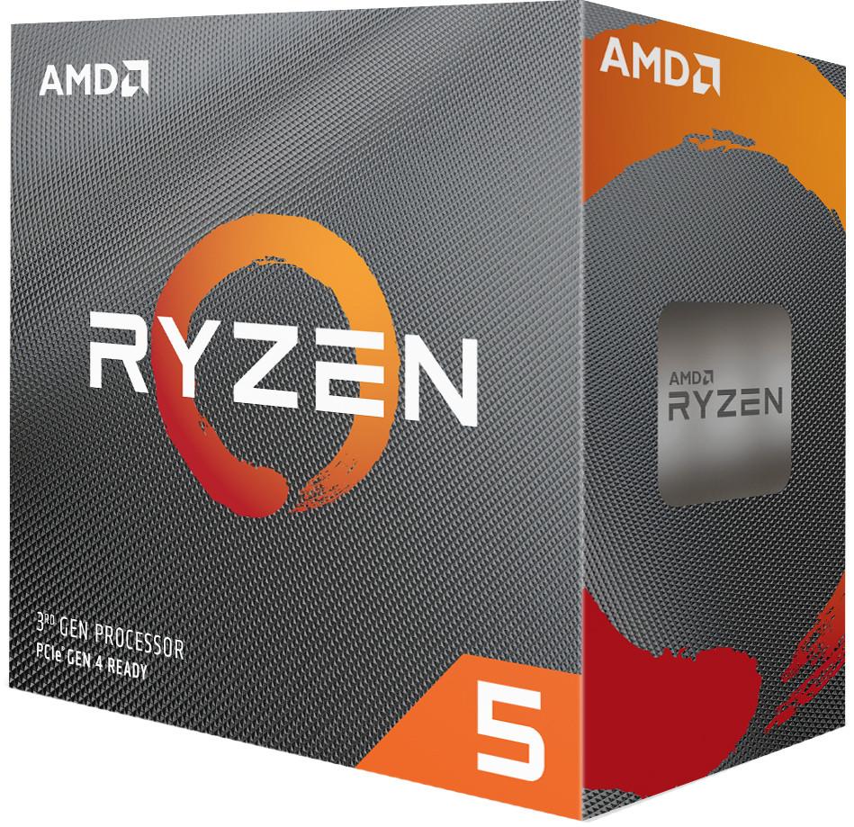 Процессор AMD Ryzen мая 3600 (100-100000031BOX)