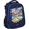 Рюкзак школьный каркасный ортопедический Kite Education Hot Wheels HW20-531M