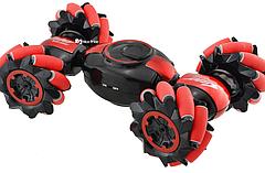 Машинка перевертиш Stunt LH-C019S (управління з руки) червоний