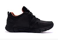 Мужские кожаные кроссовки Reebok Classic Tracking Orange, фото 1