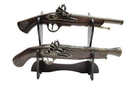 Подарочные пистолеты и мушкеты