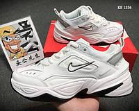 Мужские кроссовки Nike М2K Tekno (белые) 1356