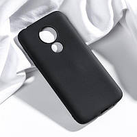 Чехол Soft Touch для Nokia 6.2 силикон бампер черный