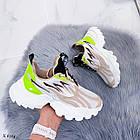 Женские кроссовки комбинированного цвета, из текстиля/эко кожи 36 ПОСЛЕДНИЕ РАЗМЕРЫ, фото 6