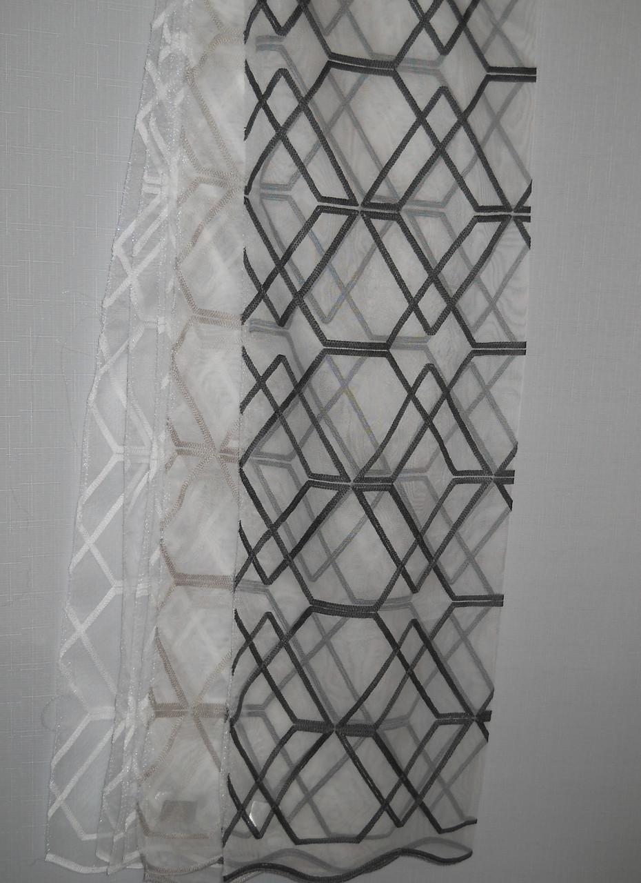 Гардинная ткань Polygon