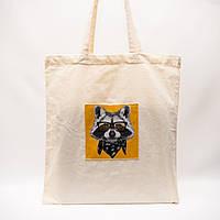 Эко сумка Енот, фото 1