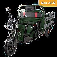 Электрический мопед TRIGO JJ1.6  1000W/60V(зеленый)