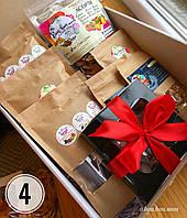 Подарунковий набір з пастили, фрипсов, гранолы і пп цукерок