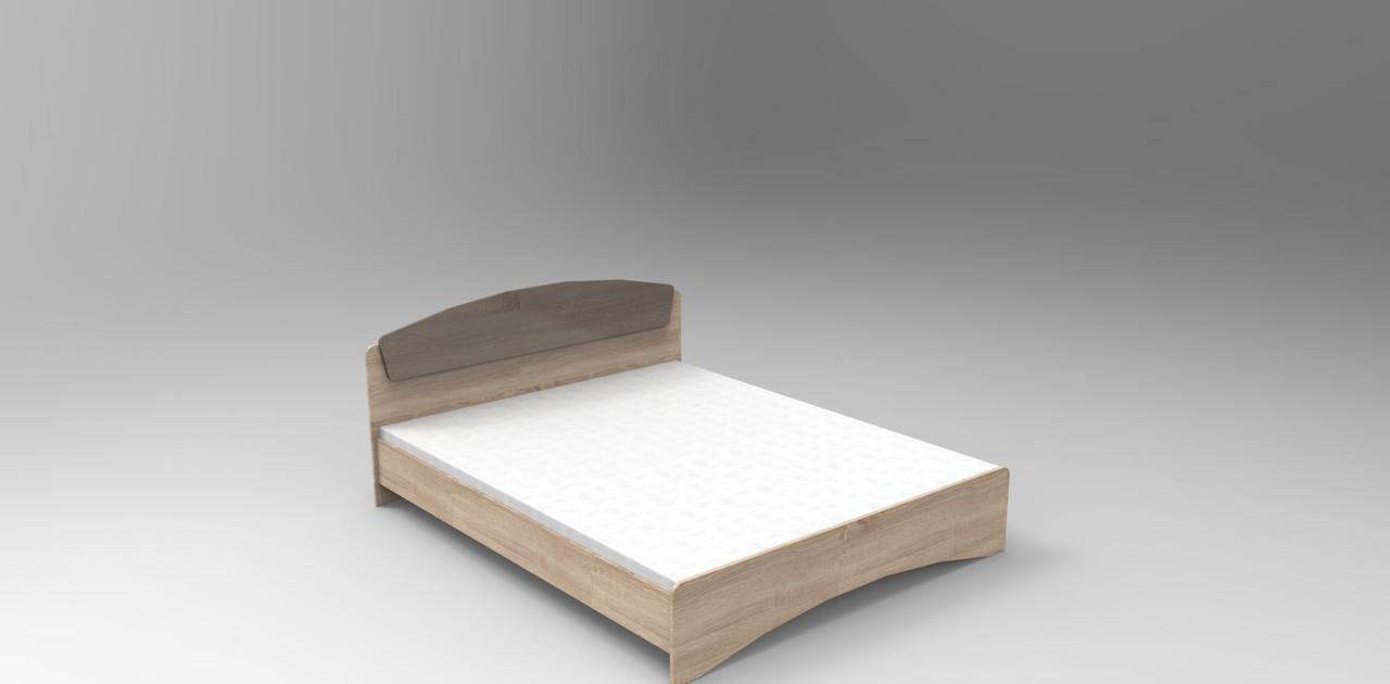 Ліжко Дакота 1.6