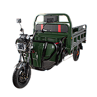 Электрический мопед TRIGO JJ1.6  1000W/60V/35AH(DZM) (зеленый)
